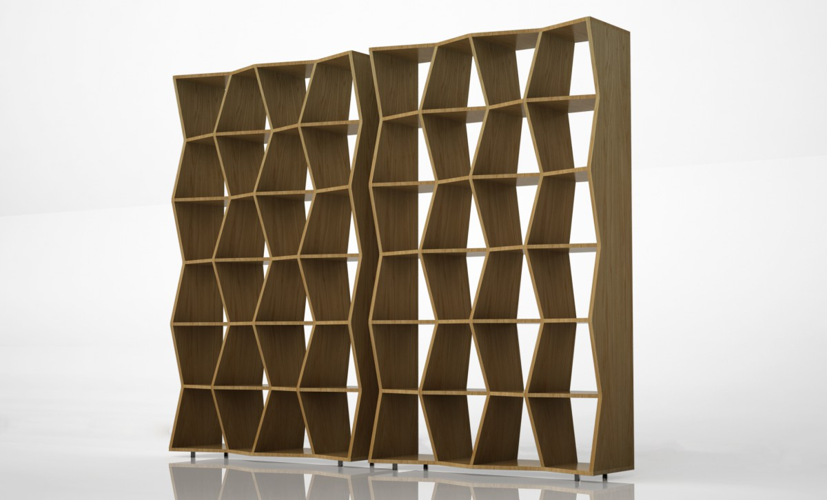 mid than diy make sticks these honeycomb popsicle bookshelf for awesome tutorial using shelves with century made modern less