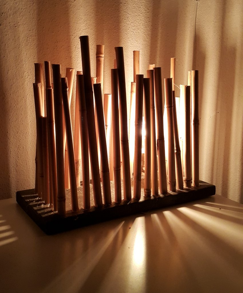 Bamboo Lighting Neptun Ozis Studio
