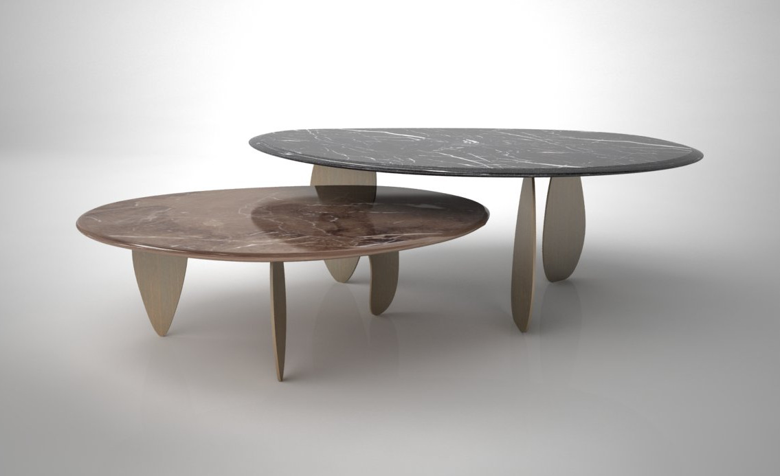 Pebble Coffee Table